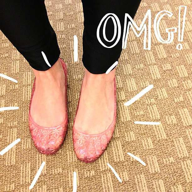 Spotted in our office: JELLIES!