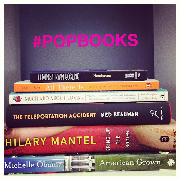 Share what you're reading with us on Instagram with #popbooks.