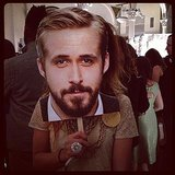 Spotted Ryan Gosling at The Cream.