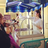 This Sweet Springs gelato cart at the San Francisco Wedding Fair would be adorable for a Summer wedding.