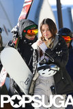 Did Harry and Kendall Speed Things Up on the Slopes?
