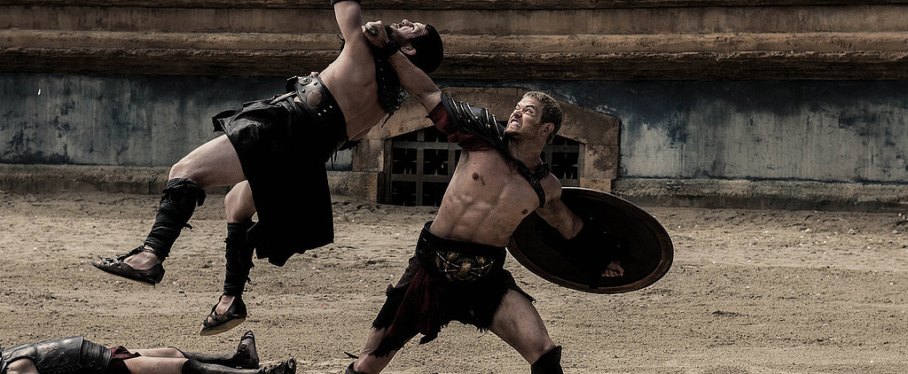 Kellan Lutz Is an Ab-tastic Hercules in These Pictures
