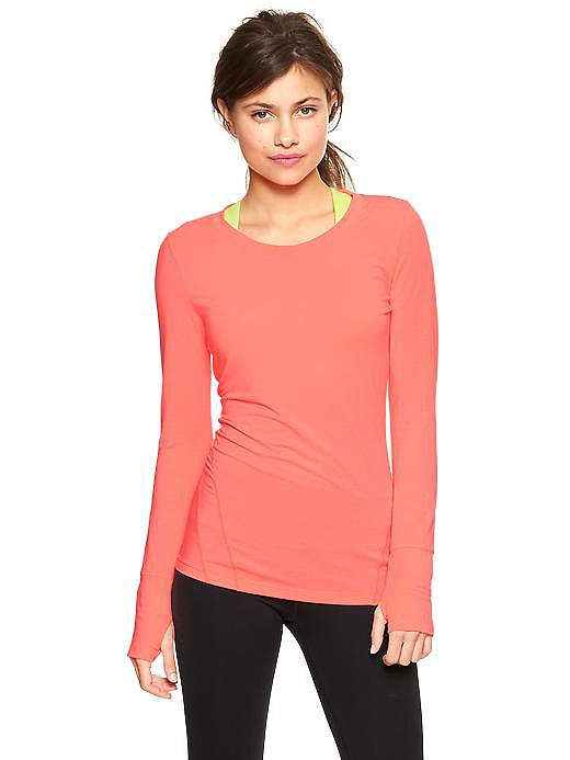 GapFit Breathe Long-Sleeved Tee