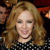 Kylie Minogue With a Lob Haircut For Her The Voice Debut