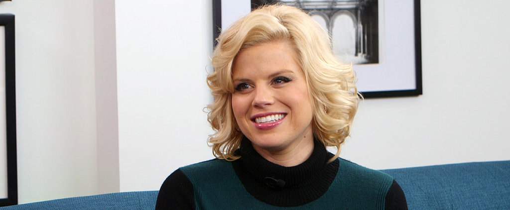 "Megan Hilty Consoles Smash Fans: ""They All Think It's Coming Back!"""