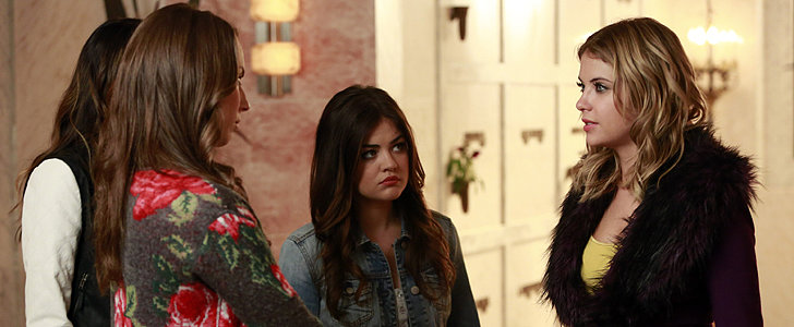 "Pretty Little Liars: The OMG Moments From ""Who's in the Box?"""