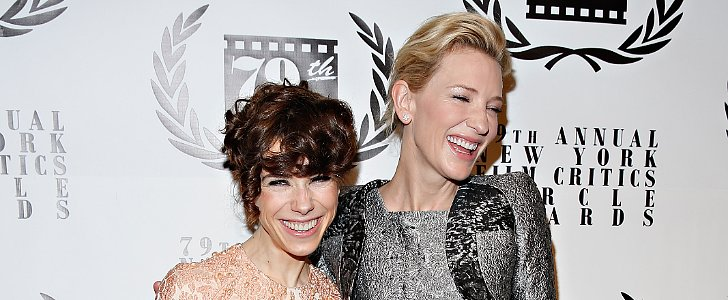 Cate Blanchett Steals the Show at the NYFCC Awards