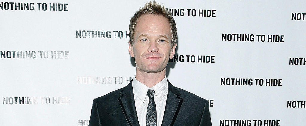 Neil Patrick Harris Went on a Margarita Bender