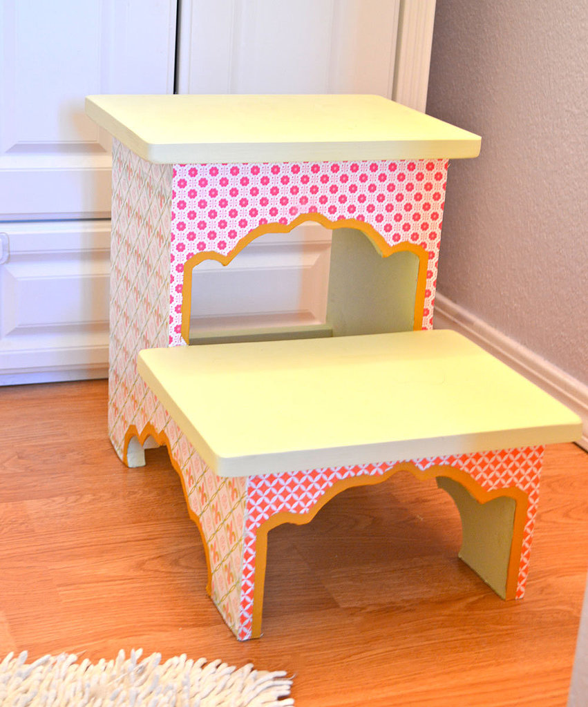 Inspired Soul Shop Step Stool