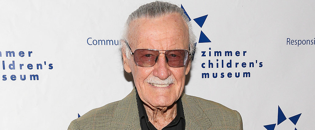 Stan Lee Signs on For a TV Cameo