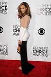 Naya Rivera at the People's Choice Awards 2014