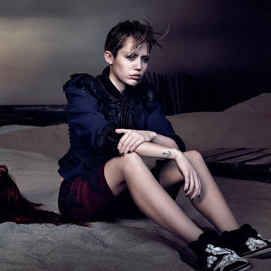 Miley Cyrus Marc Jacobs Campaign