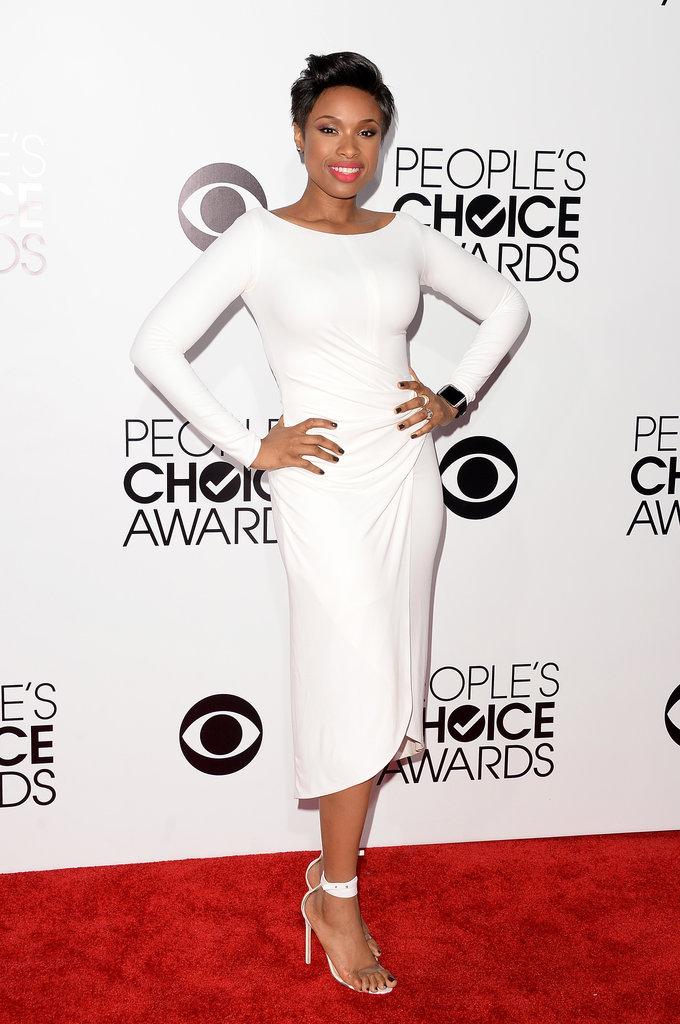 Jennifer Hudson at the People's Choice Awards 2014