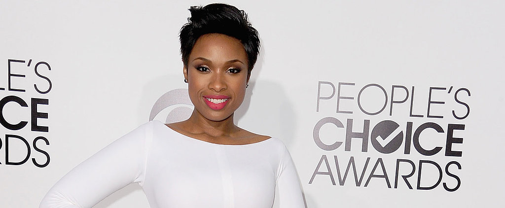 Jennifer Hudson's Dress Just Blew Our Minds