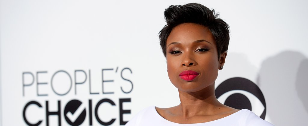 Jennifer Hudson Brightens Our View of Matte Lipstick
