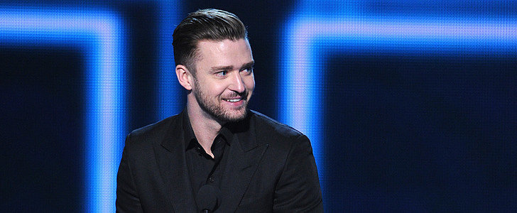 Justin Timberlake Cleaned Up in More Ways Than One Tonight