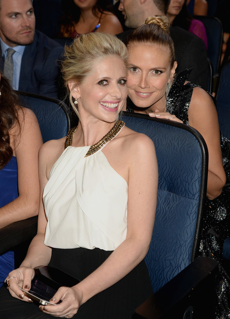 Yes! Sarah Michelle Gellar Has a Message For Her Buffy Fans