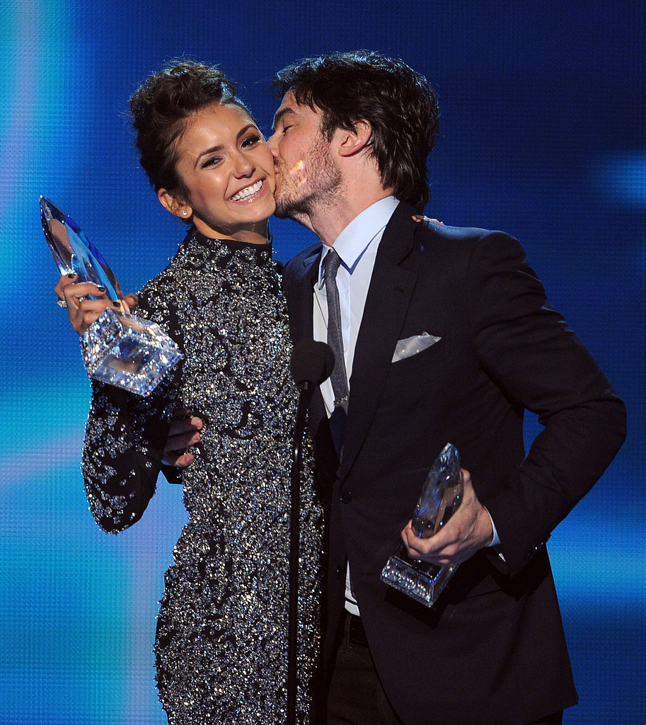 Confirmed: Nina Dobrev Had a Pretty Awesome Night