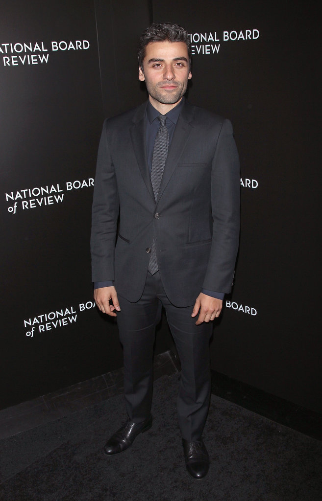Oscar Isaac made us swoon.