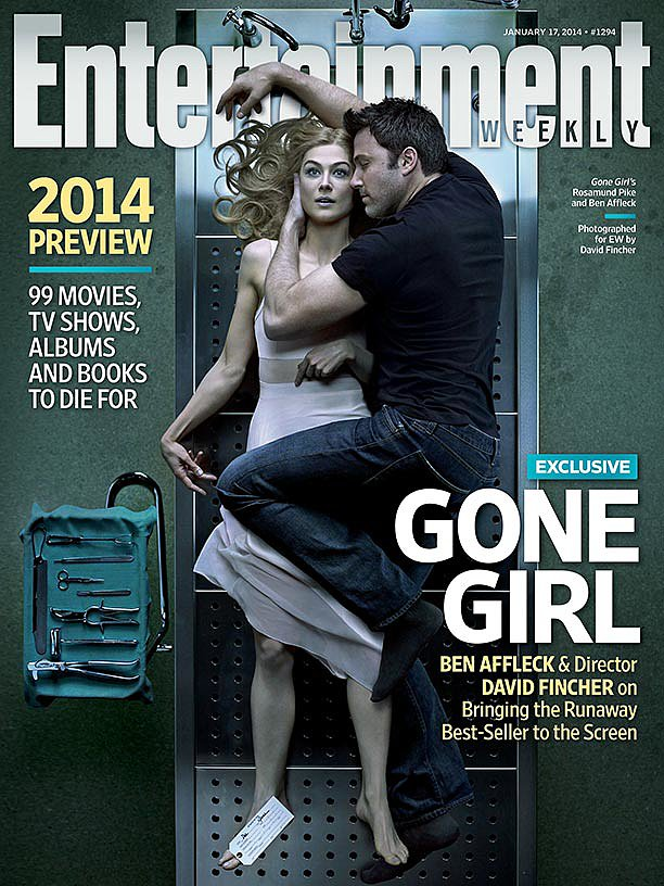 gone girls entertainment weekly cover popsugar