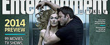Gone Girl's Ben Affleck and Rosamund Pike Strike a Creepy Pose