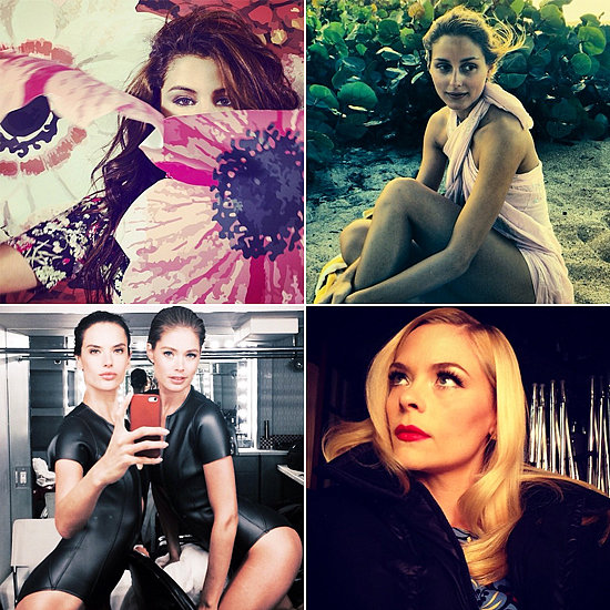 The Week in Pictures, From Silly Selfies to Barely There Makeup