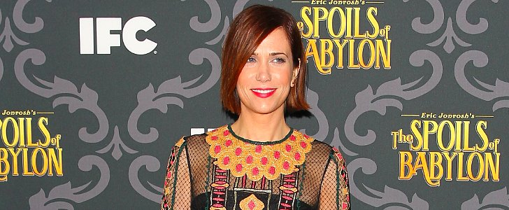 Kristen Wiig's New Short Red Hair Is Not a Wig
