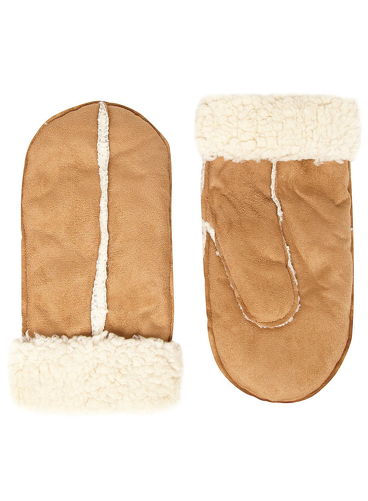 Fleece Mittens