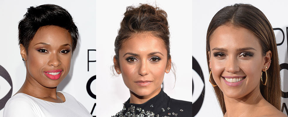 2014 People's Choice Awards — See All the Red Carpet Beauty Looks!