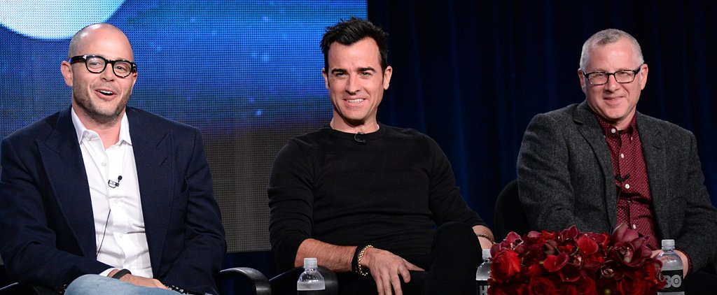 "Justin Theroux Says His Writing ""Is So Fart-Based"""