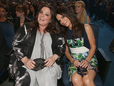 Sandra Bullock and bestie Melissa McCarthy sat together in the audience and picked up the win for favorite movie duo.