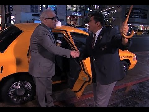 Guillermo's Scorsese Interview