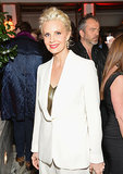 Parenthood's Monica Potter looked stunning in white.