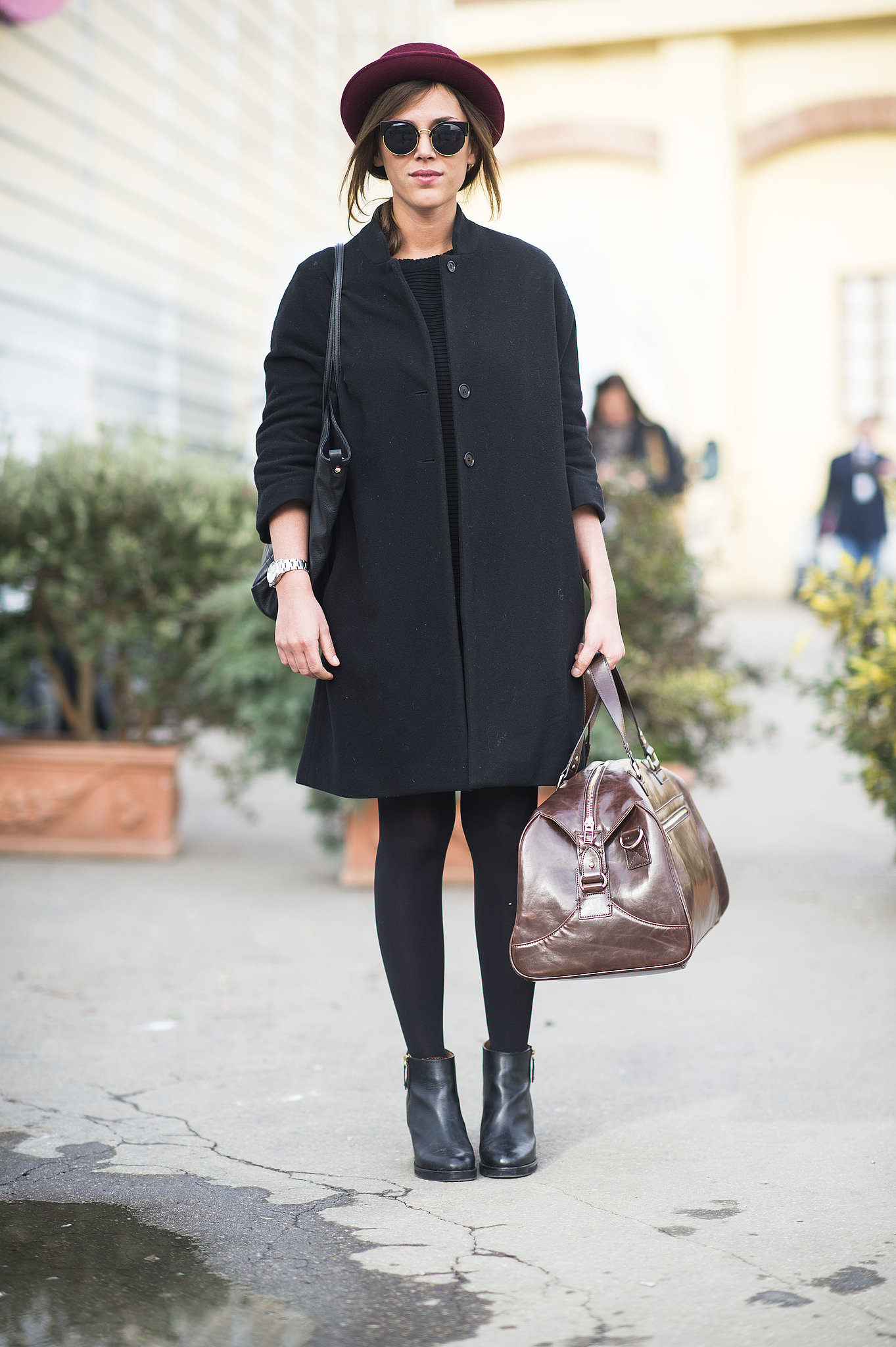 Nothing wrong with keeping it smart and understated. Source: Le 21ème | Adam Katz Sinding