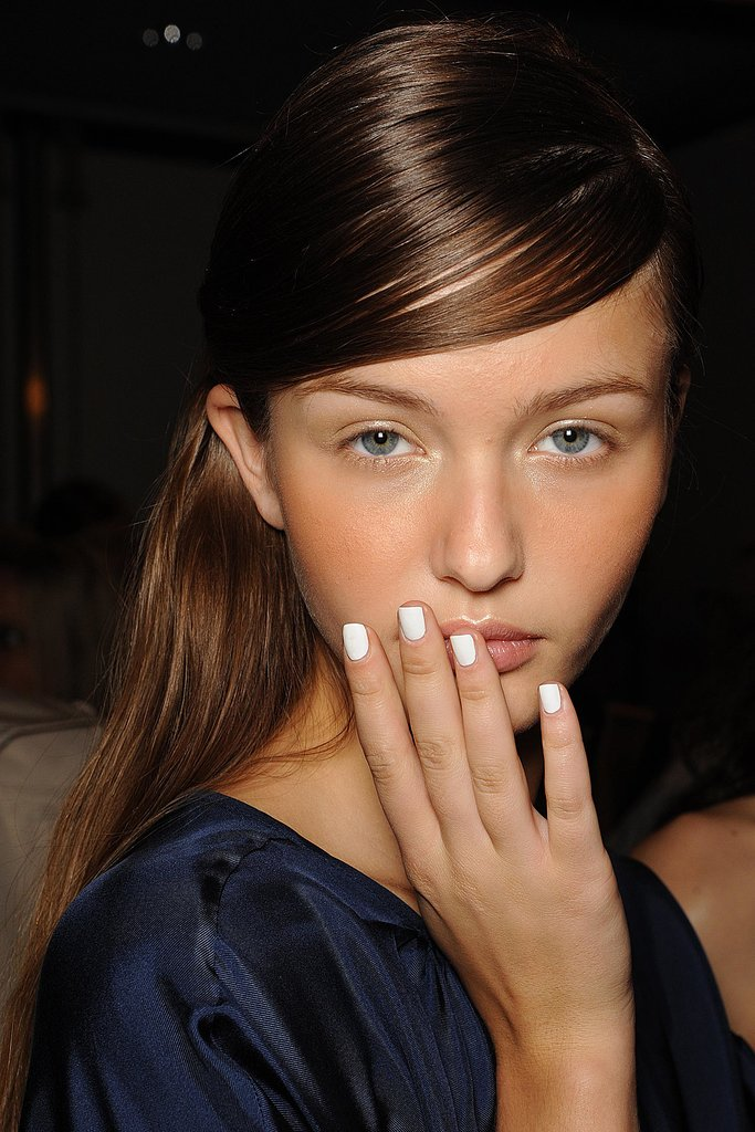 Even though the polar vortex hit the States this week, our social media audience is already looking to the Spring 2014 nail polish trends.