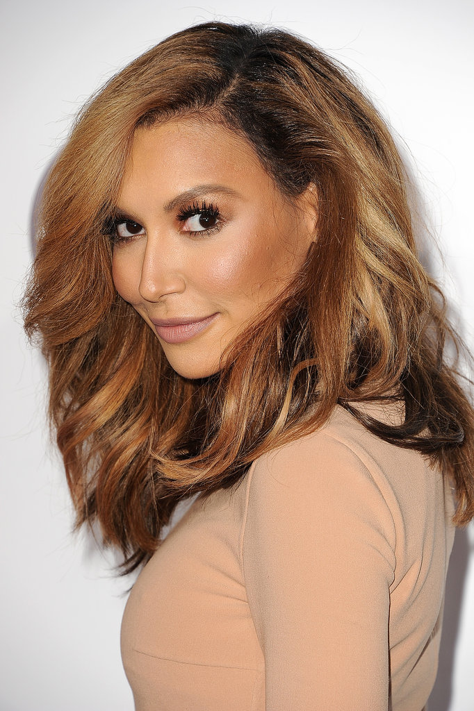 Does Naya Rivera's New Hair Color Remind You of Anyone?