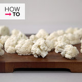 How to Cut Cauliflower Into Florets, in Pictures