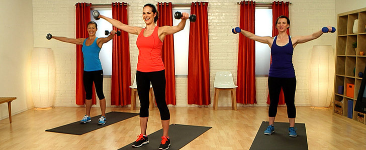 Build Strength and Blast Fat With This 40-Minute Workout