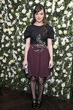 Hailee Steinfeld at W Magazine's Golden Globes Luncheon