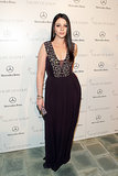 Michelle Trachtenberg at the Art of Elysium Heaven Gala 2014
