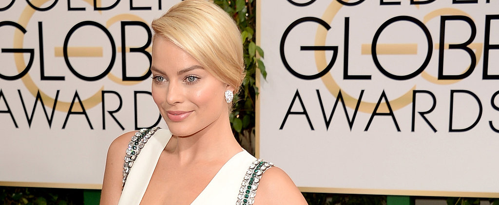 Poll: Margot Robbie Keeps Things Simple and Elegant