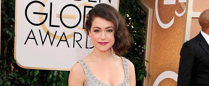 Orphan Black's Tatiana Maslany Goes Glam on the Red Carpet
