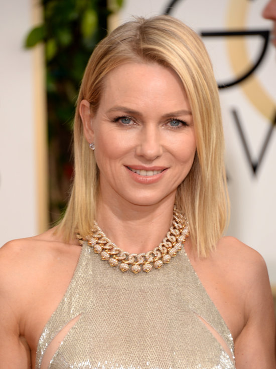 Naomi Watts at the 2014 Golden Globes
