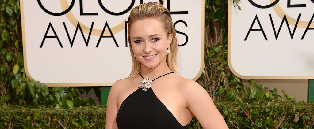Vote: Was Hayden Panettiere's Slicked-Back Hair a Hit?