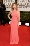 Kyra Sedgwick at the Golden Globes 2014