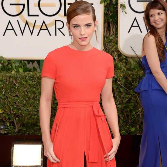 Would You Wear Emma Watson's Dress Over Trousers?