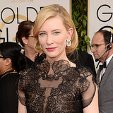 Cate Blanchett Pictures at 2014 Golden Globes