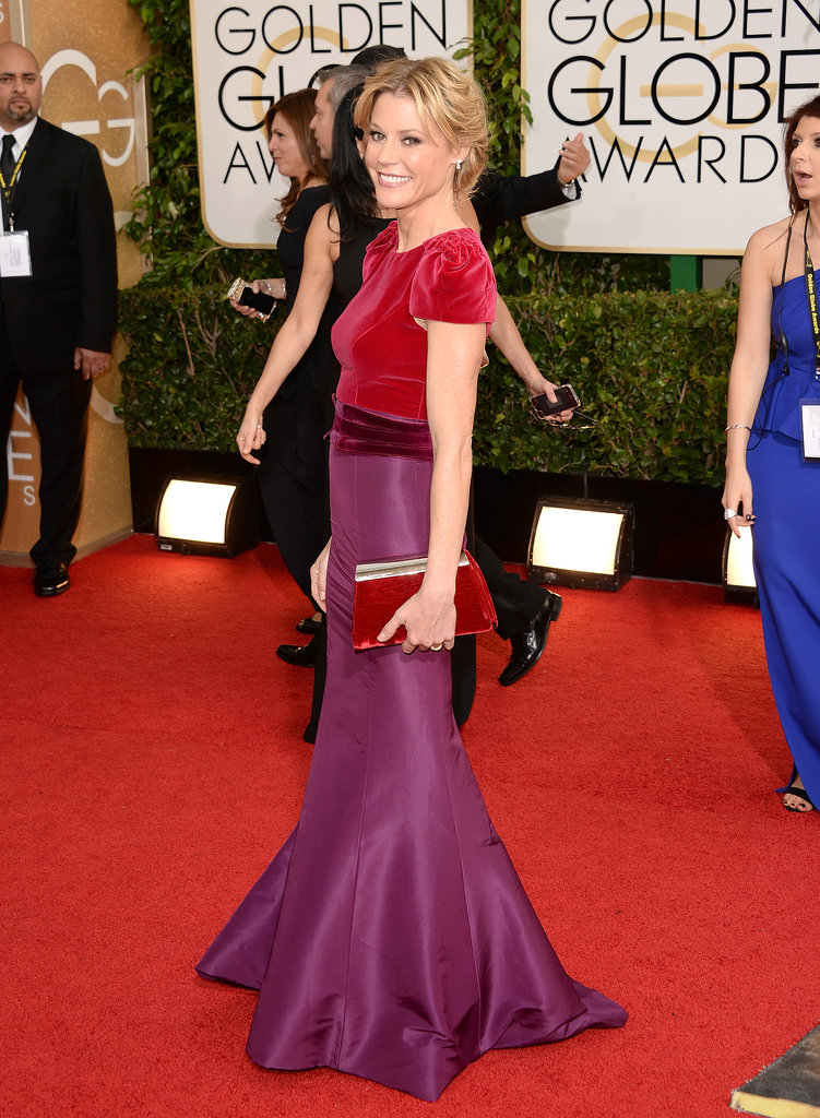 Julie Bowen at the Golden Globes 2014