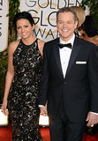 Matt Damon was all smiles alongside his wife, Luciana.
