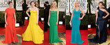 Get a ROYGBIV Look at the Gorgeous Globes Gowns